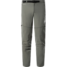 The North Face Lightning Convertible Pants Men, agave green